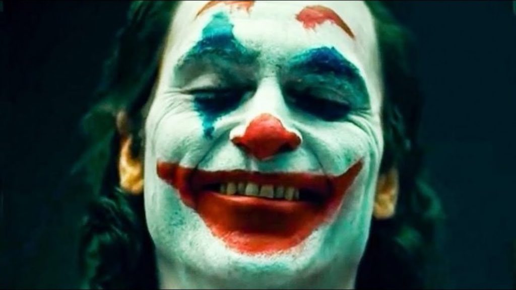 """Joker."" The one word on the mind of many this weekend at the movies."