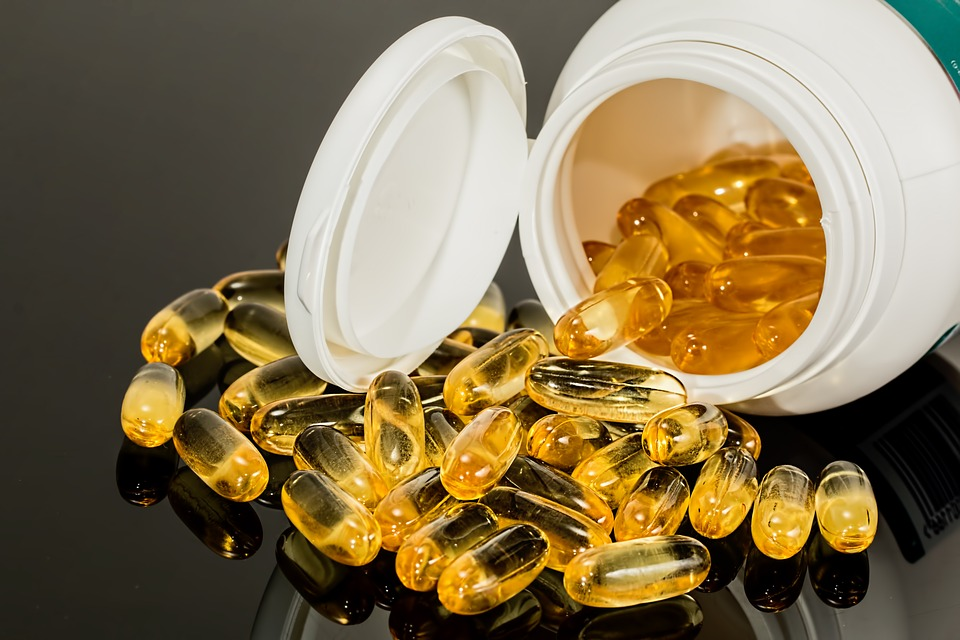 Taking omega 3 supplements has health benefits related to liver function.