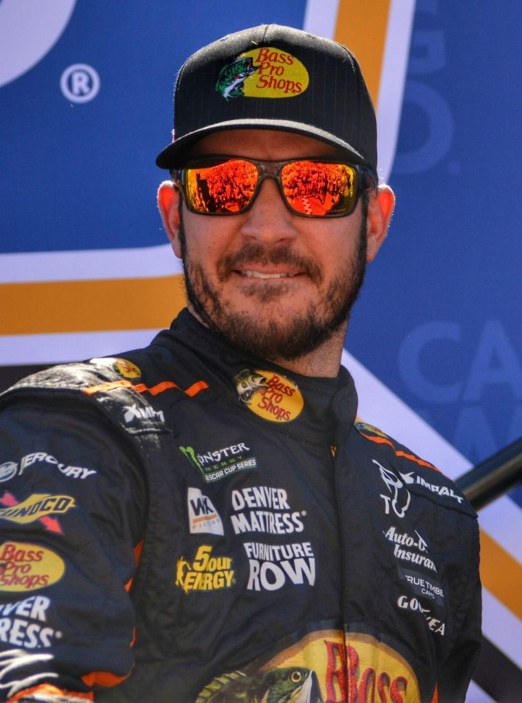 As NASCAR prepares to crown a champion, Martin Truex Jr, wants to be the one!