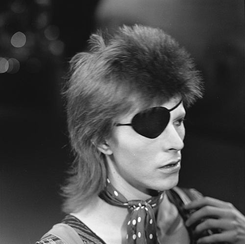 Weird Fashion Trends From History: The David Bowie Mullet