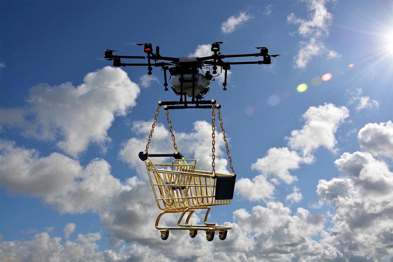 Drones to the Rescue: UPS Uses Drones to Deliver Medicine