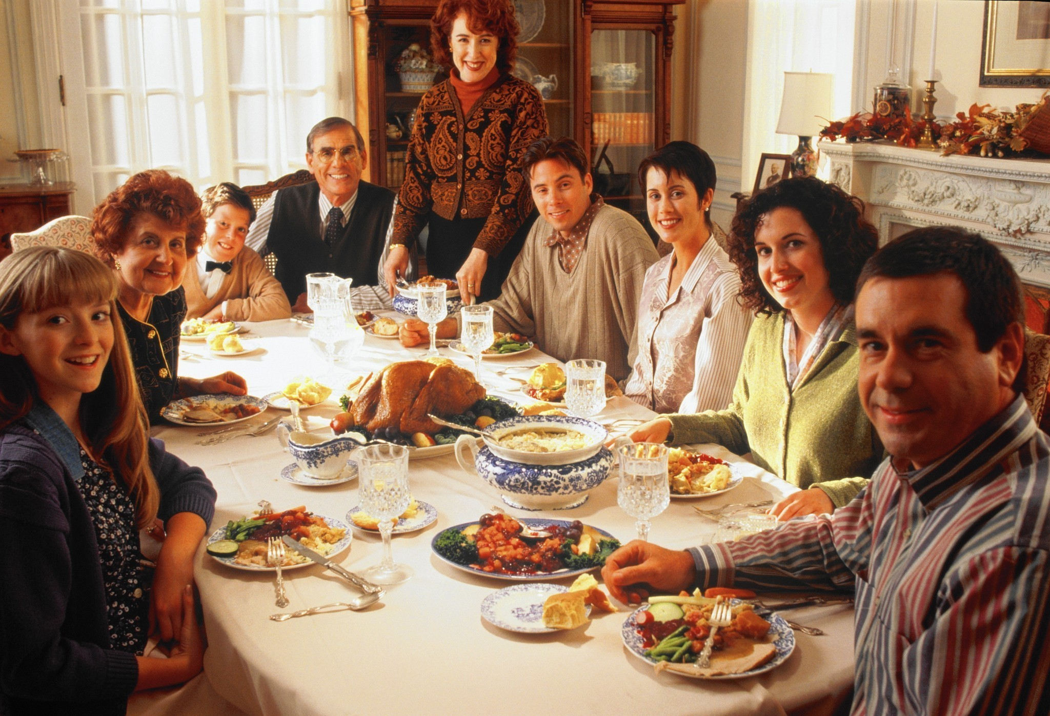 The Very Strangest Thanksgiving Traditions