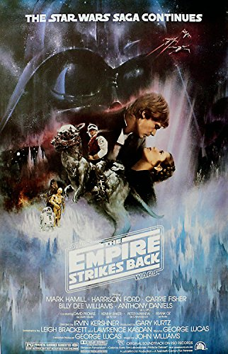 Ranking the Star Wars movies starts and ends with The Empire Strikes Back