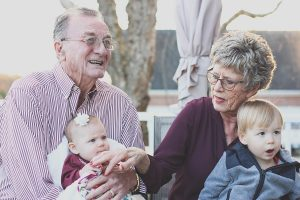 How Grandparents Can Help and Influence the Upbringing of a Child