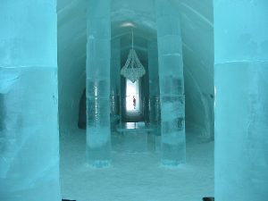 Have You Considered a Winter Holiday in an Ice Hotel?