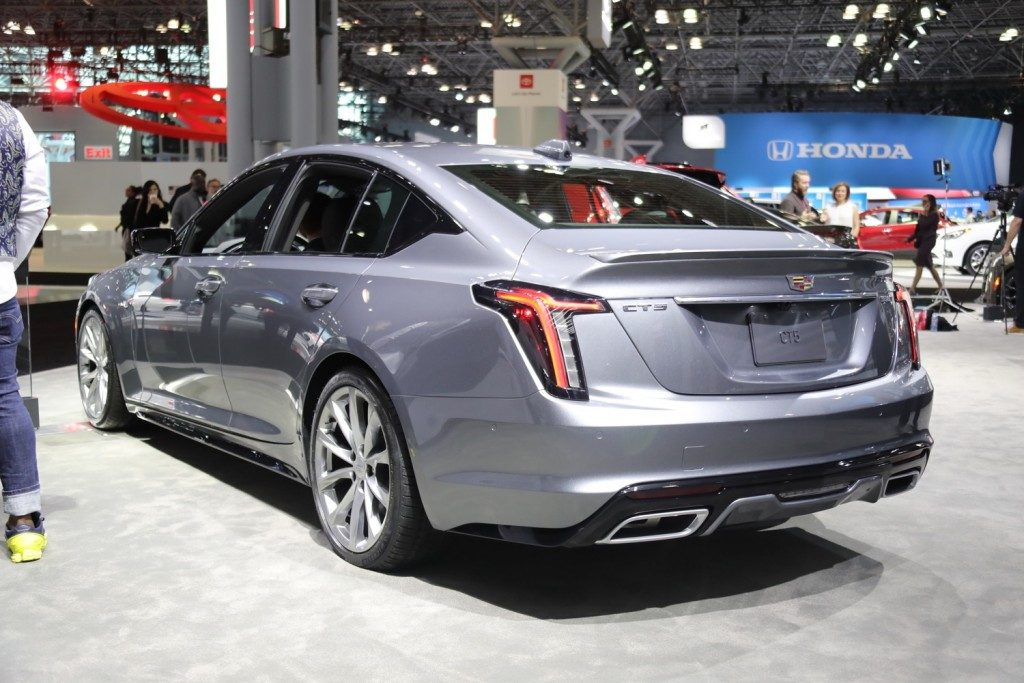 The CT5 is the Cadillac high-performance sedan under the greatest scrutiny.
