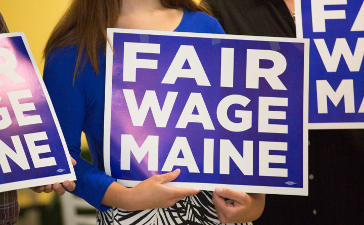 Welcome to 2020 Maine, and a fair (er) wage.