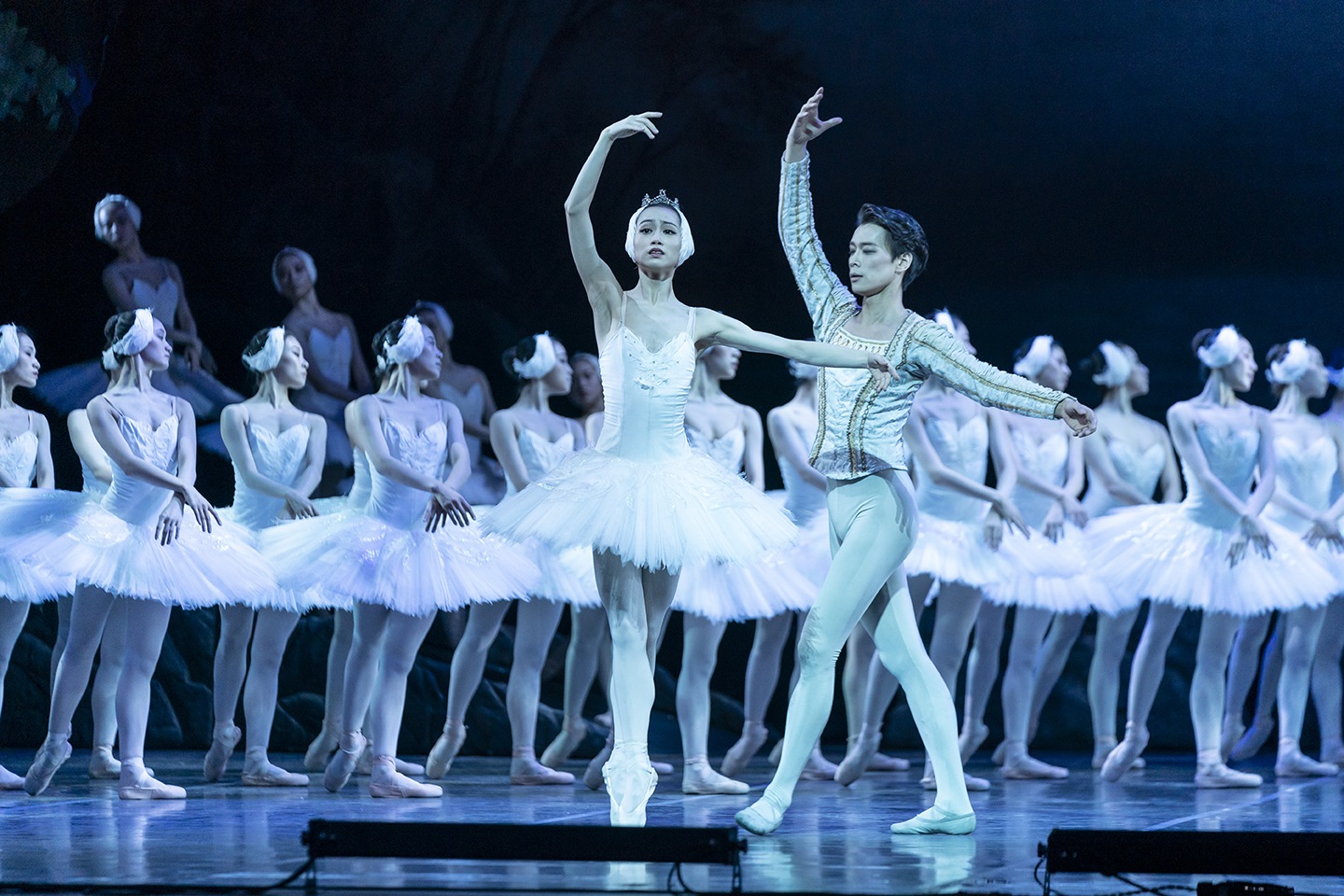 Introducing Swan Lake, Performed by the Shanghai Ballet at Lincoln Center, New York Cit