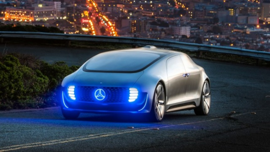 Changes ahead for the car indusry will undoubtedly include driverless tech.