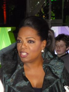 Oprah's Advice on How to be Productive