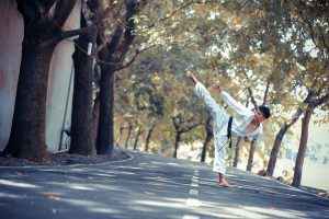 Fitness Options for Everyone: Tai Chi can be practiced anywhere