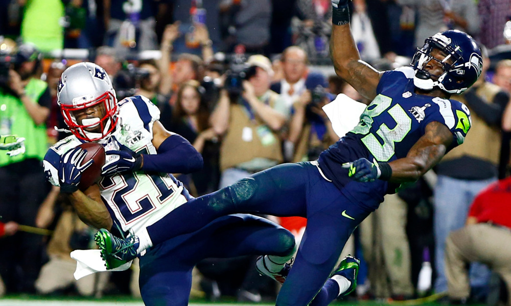 Malcolm Butler's late-game interception sealed this game in the annals of the thirteen best Super Bowls.