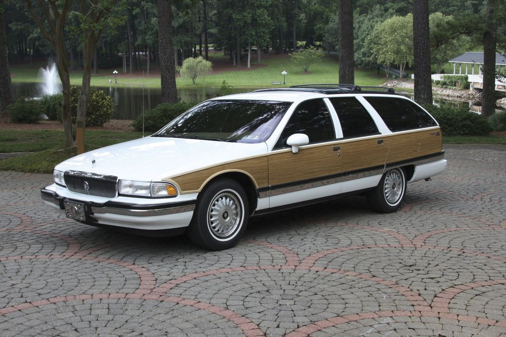 The best road-trip cars ever built must include the Roadmaster