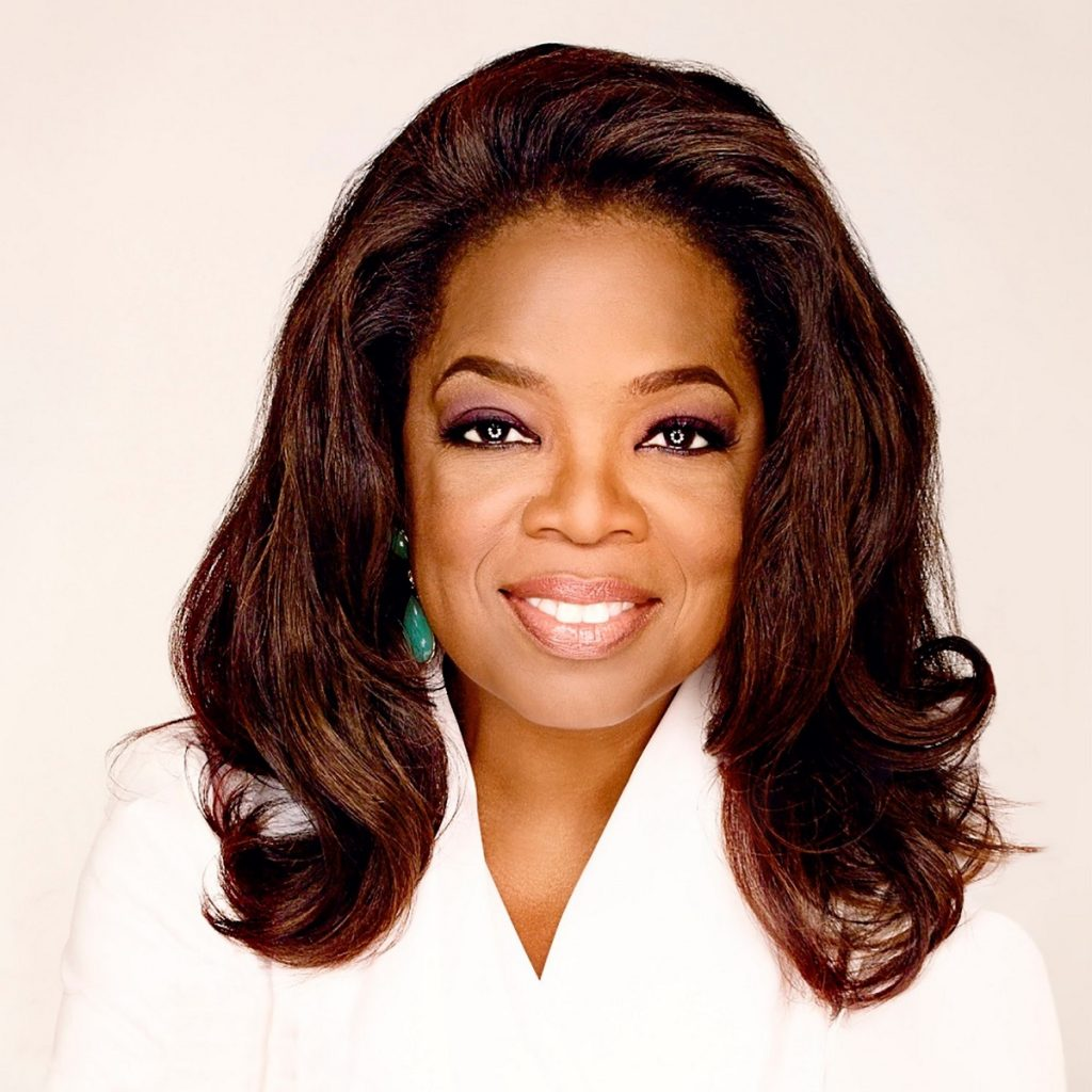 Perhaps the Queen of Black History Movers and Shakers: Oprah Winfrey