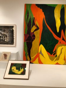 Amy Sillman's The Shape of Shape Exhibition at the Museum of Modern Art, New York City