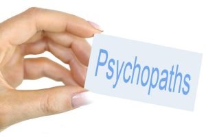 Top jobs for psychopaths