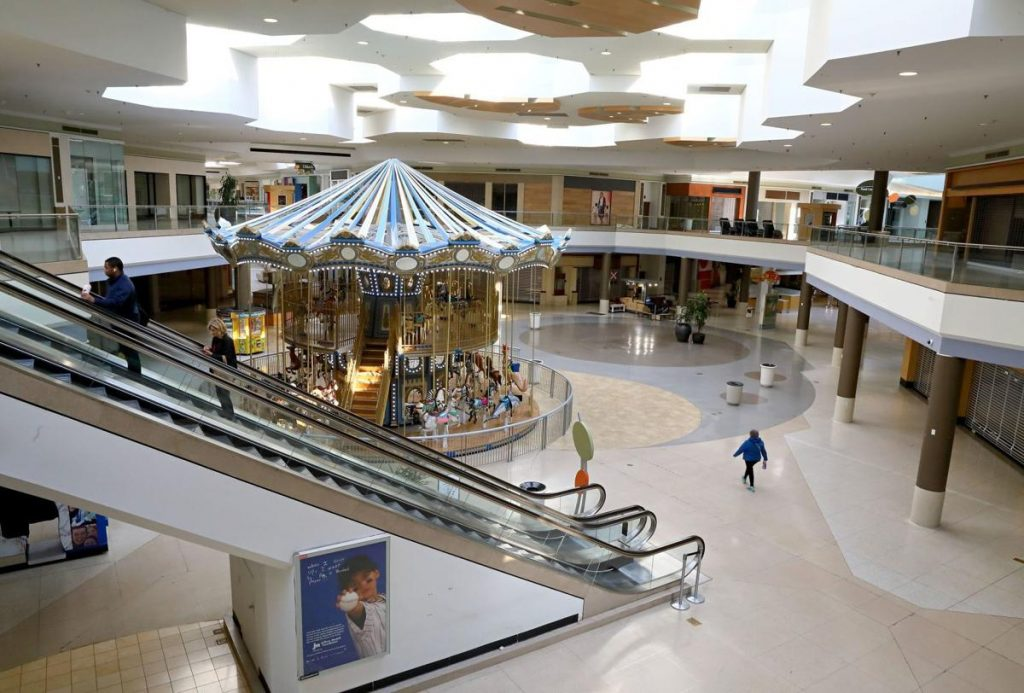 Was your favorite store in the King of Prussia Mall?