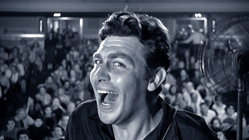 A Face in the Crowd is a great classic social distancing movie, no matter how many times you have seen it.