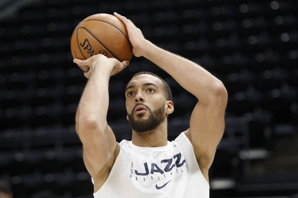 Rudy Gobert tested positive for the Covid-19 virus. That was the tipping point for closing sports down.