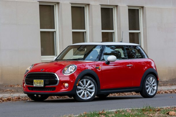 The Mini Cooper Oxford Edition. Now available to the general public.