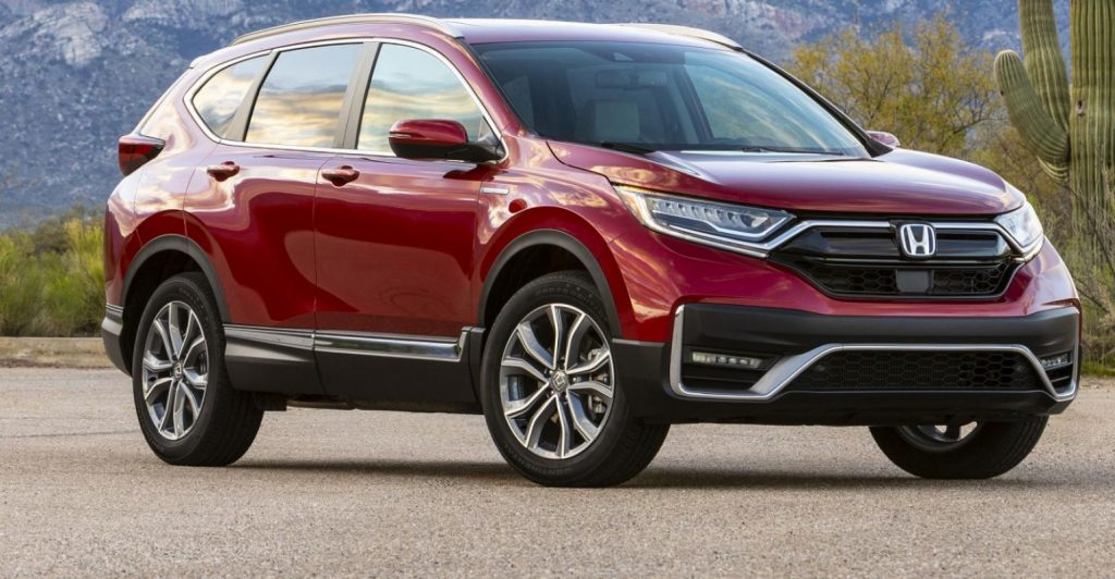The ultra-reliable Honda CR-V is a welcome member of the list of cars for female drivers.