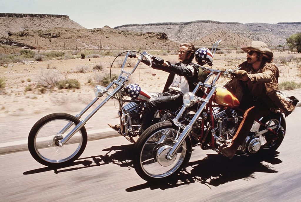 Easy Rider is, without question, one of the most important independent films ever made.