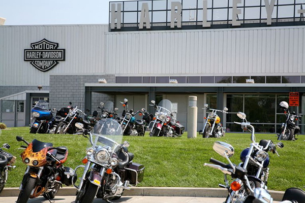 Harley-Davidson to reopen this Pennsylvania plant.