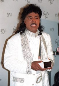 Remembering Little Richard. A musical pioneer.