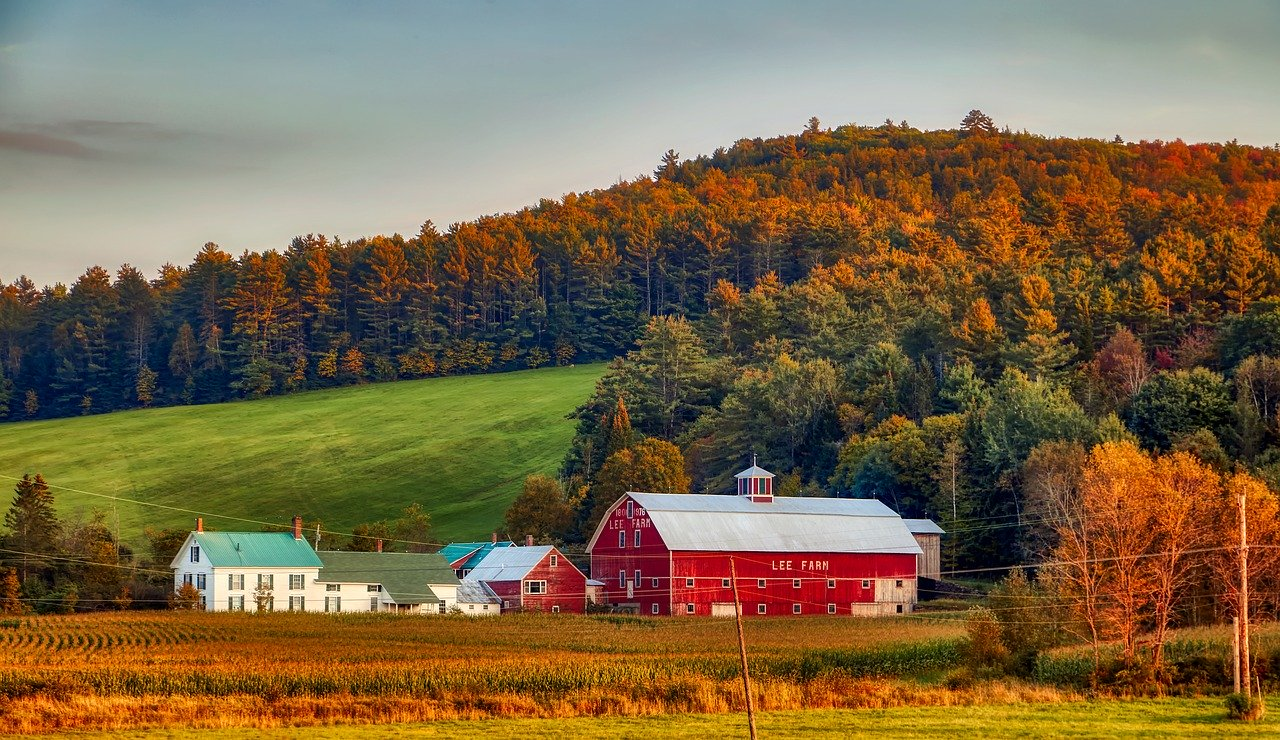 Living Freely in New Hampshire, the Granite State - Gildshire