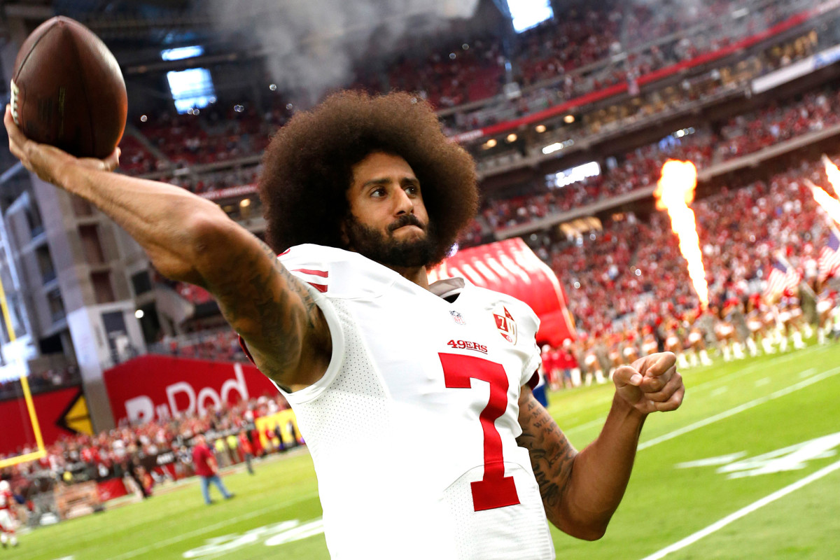 The Complicated Case of Colin Rand Kaepernick - Gildshire