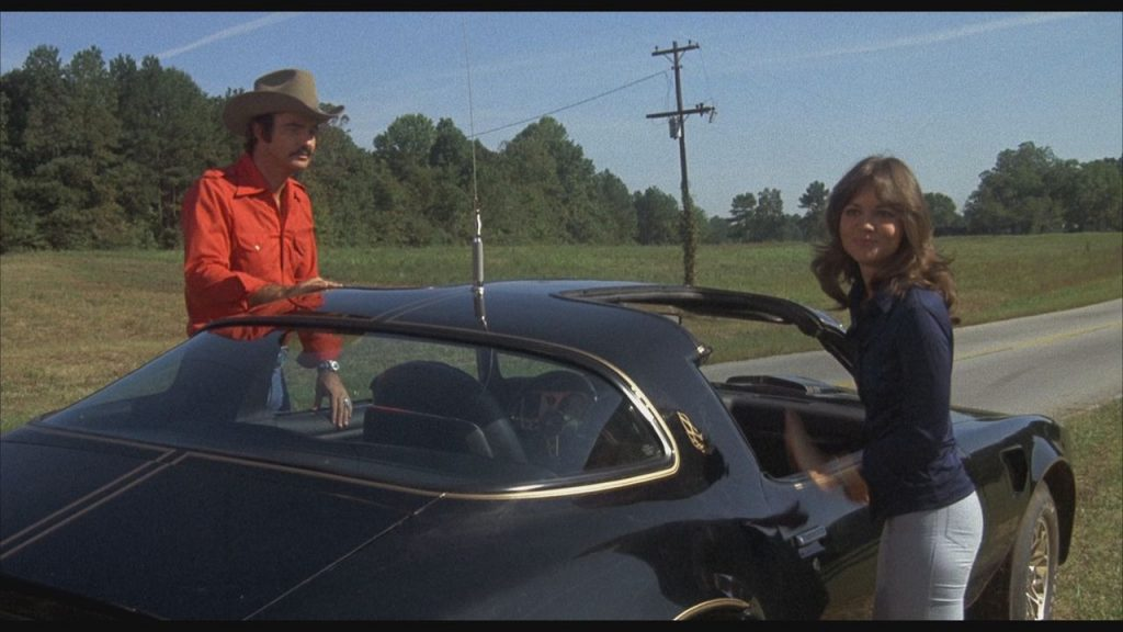 Smokey and the Bandit stands atop the best movies built around the cars in them.