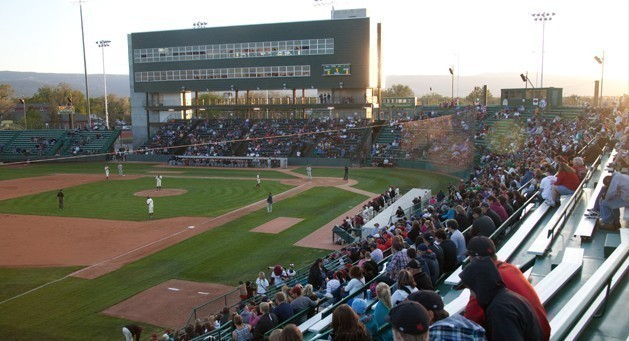 When Major League Baseball pulls the plug it leaves Suplizio Field (home of the Grand Junction Rockies) vacant.