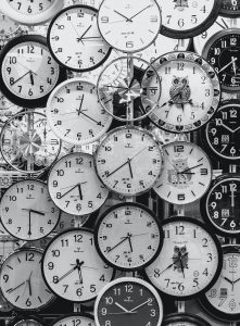 Is Covid-19 Pandemic Changing our Perception of Time?