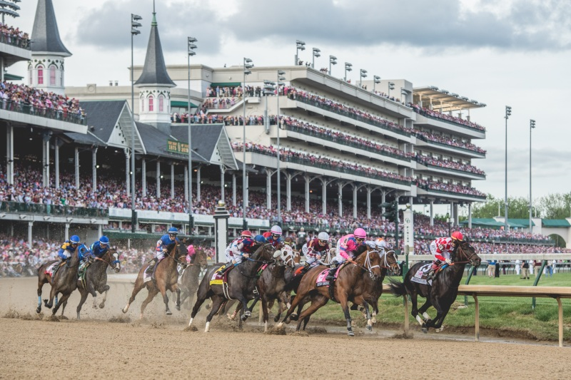 Let's Go to the Kentucky Derby...Next Year - Gildshire