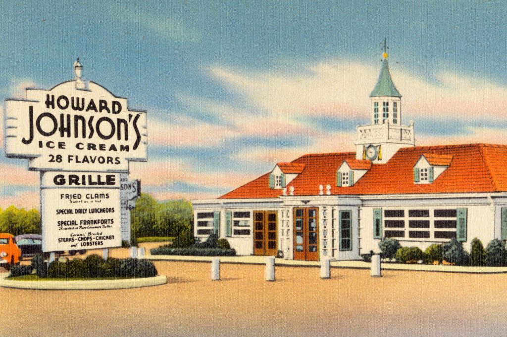 Iconic places that are no more: None more so than HoJo's.