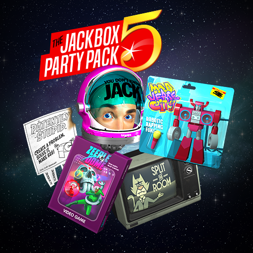 Jackbox Games are a great way to get started on celebrating New Year's Eve virtually