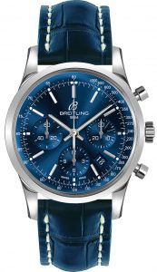 History of the Breitling Transocean