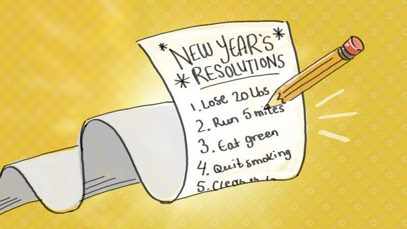 Gildshire's New Year's Resolutions for 2021 - Gildshre