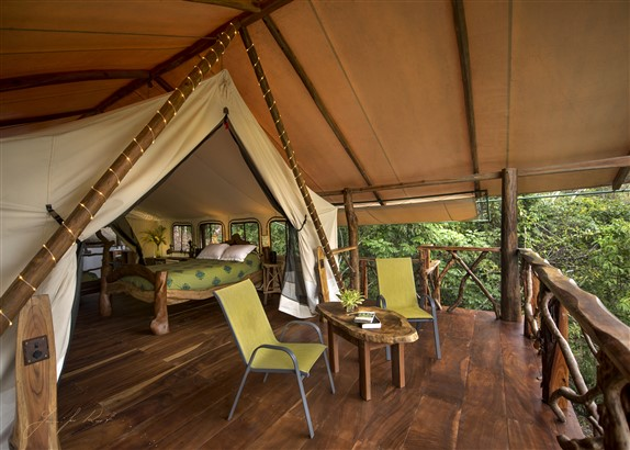 The best places to vacation during a pandemic? How about glamping in Costa Rica?