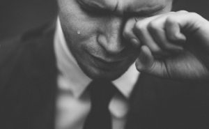 The Natural Release of Emotion: So why is crying seen as a weakness?