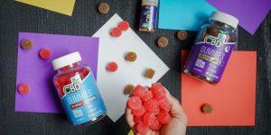 CBD melatonin gummies for sleep
