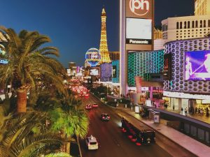 Places Where Students Vacationed in the Summer 2021: Las Vegas, Nevada